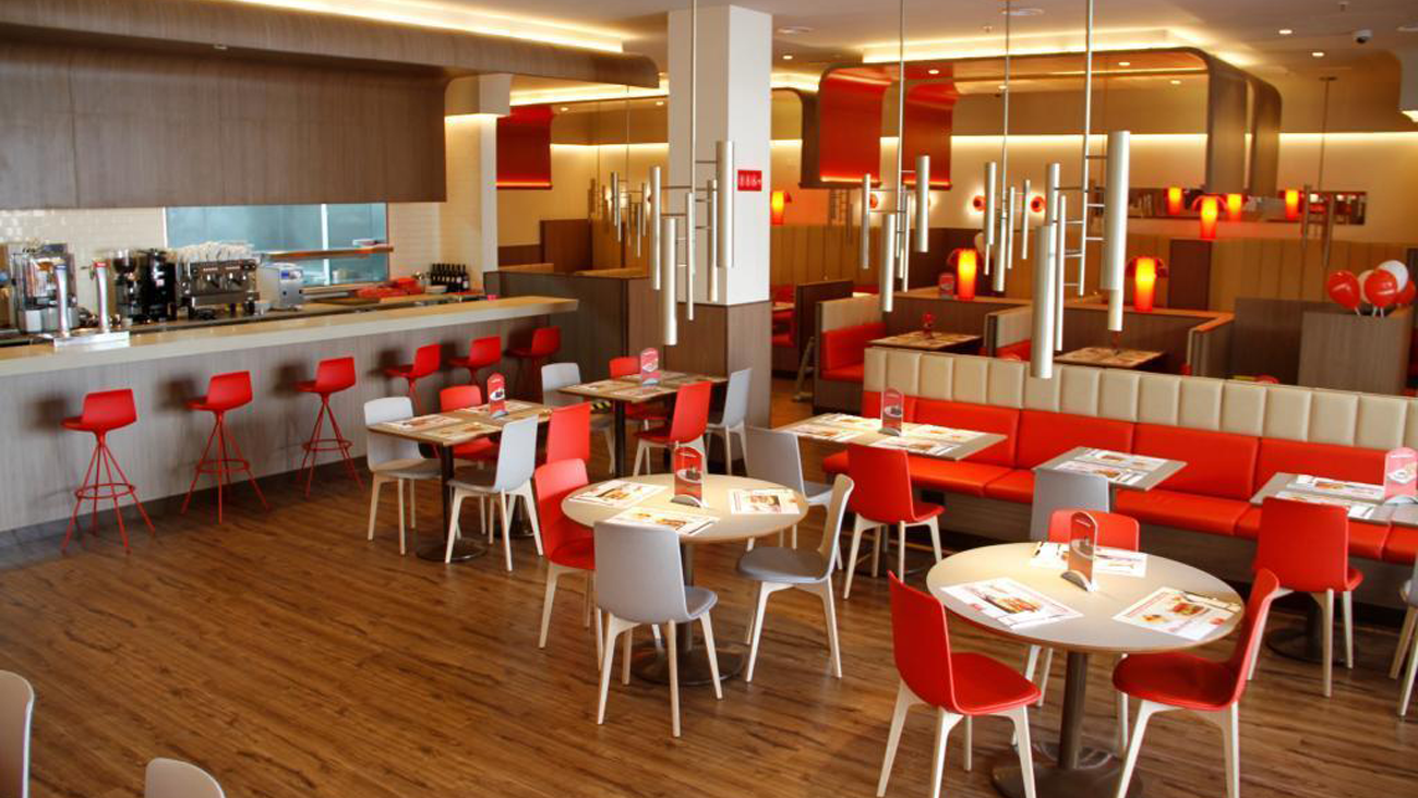 Restaurantes VIPS
