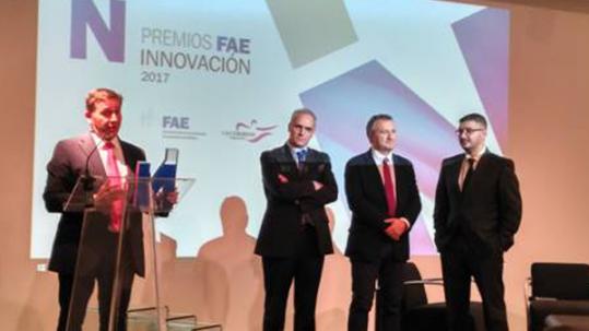 Premio FAE innovación